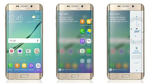 Samsung Galaxy S6 und S6 Edge bekommen Update auf Android 6.0