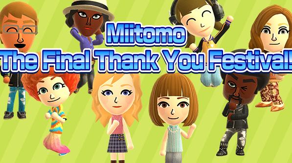 Nintendo schaltet mobiles Social-Game Miitomo ab