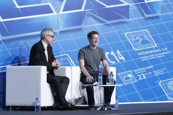 Mark Zuckerberg versucht's  bei den Netzbetreibern mit einer Charmeoffensive.