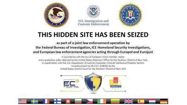 Operation Onymous: 17 Verhaftungen bei Schlag Darknet-Drogenplattformen