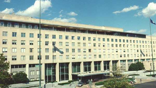 Hacker greifen US-Außenministerium an