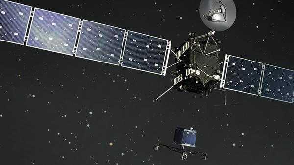 Ein Jahr wach: Rosetta-Mission der ESA könnte verlängert werden