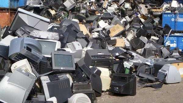 UN-Studie: Der meiste Elektroschrott kommt aus den USA und China