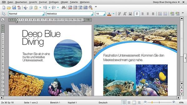 Gratis-Variante von SoftMaker Office HD für Android-Tablets