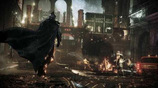 Batman Arkham Knight Spiel