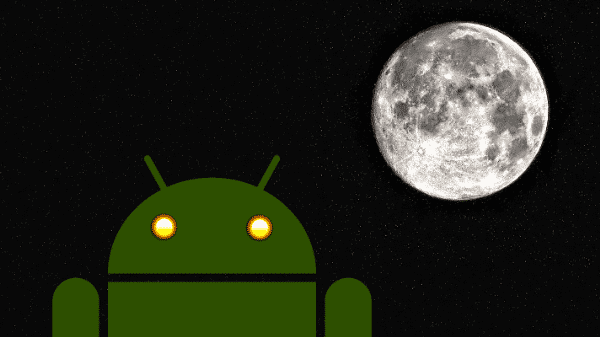 Android-Mond