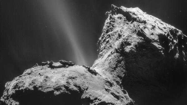 Komet 67P/Tschurjumow-Gerassimenko