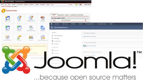10 Jahre Joomla