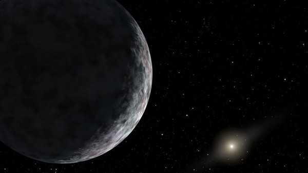Bislang entferntestes Objekt des Sonnensystems entdeckt