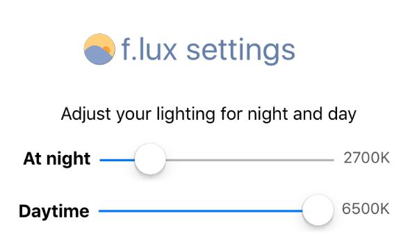 Nach Einführung von Nightshift: f.lux-Entwickler hoffen auf App-Store-Einlass