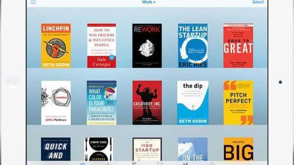iBooks kann bald PDFs und ePUBs synchronisieren