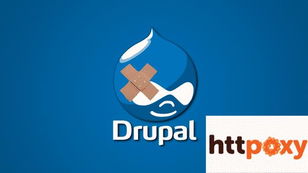 Drupal wappnet sich gegen httpoxy-Angriffe
