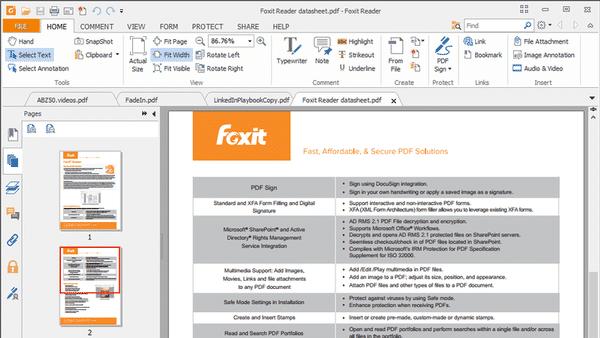Foxit kümmert sich um kritische Lücken in Reader und PhantomPDF