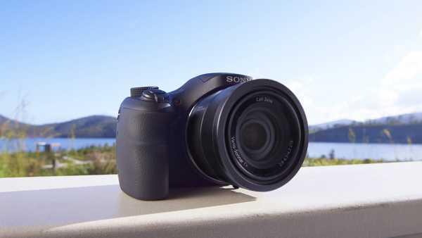 Mit 50-fach-Zoom: Sony HX350