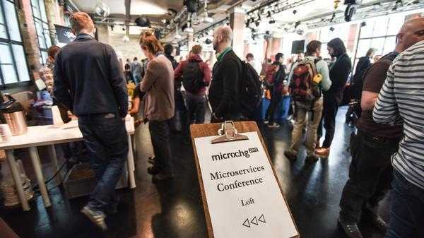 Microservices: Programm der Community-Konferenz  microXchg steht