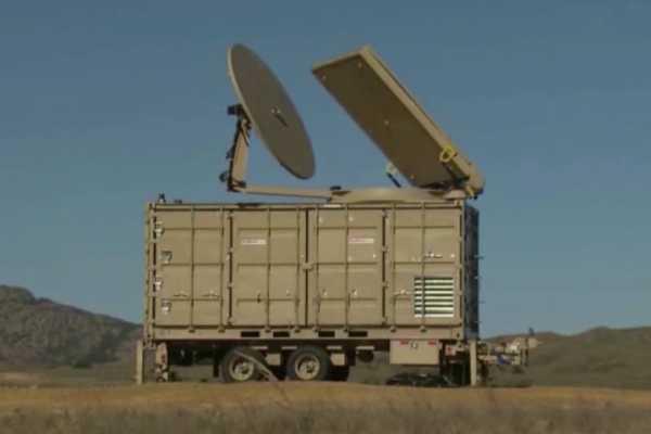 Das Raytheon-System ist mobil.