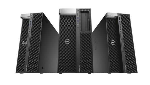 Dell: Workstation-PCs mit Radeon Pro SSG oder Quadro P100 ab 3. Oktober