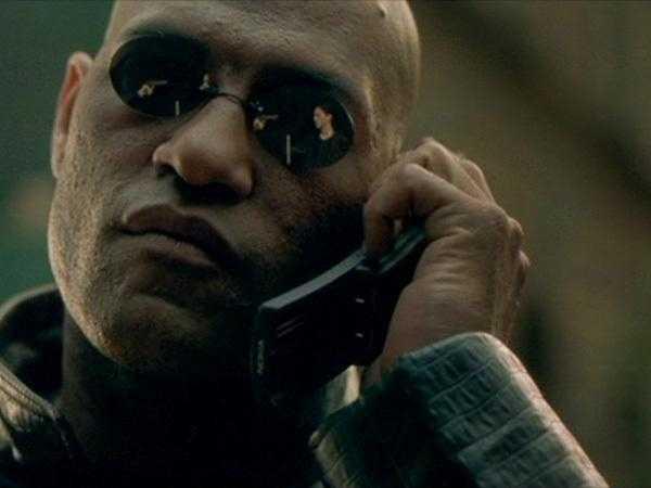 """Das Original-Nokia wurde dank """"The Matrix"""" zum Kult-Handy."""