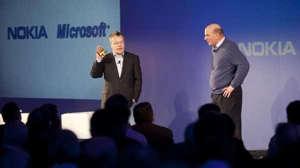Vor fünf Jahren: Microsoft übernimmt Nokia