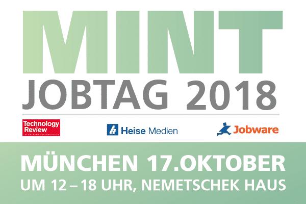MINT Jobtag München