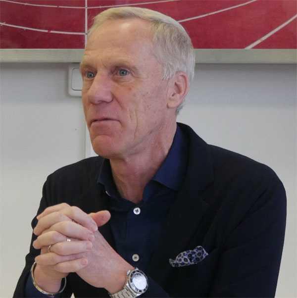 Professor Ingo Froböse