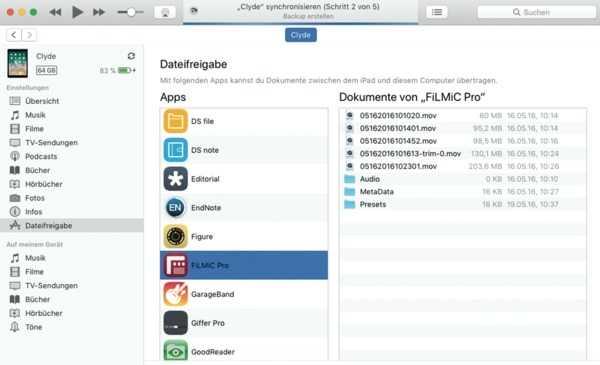 Apps über Itunes Installieren