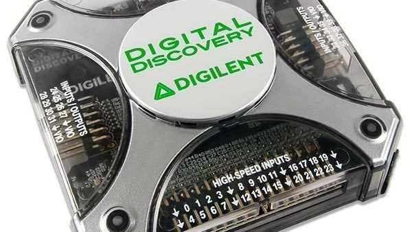 Digilent Discovery: Logikanalysator und Pattern-Generator in einem Gerät