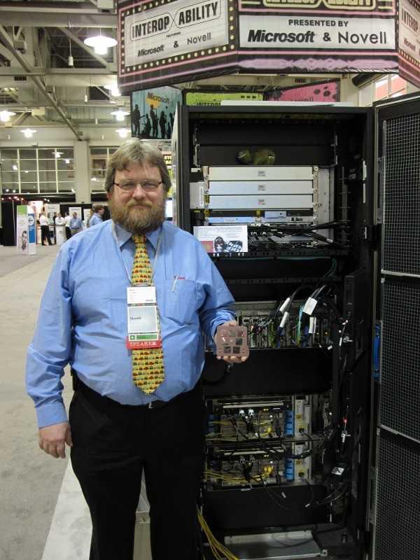 Linux auf dem Mainframe