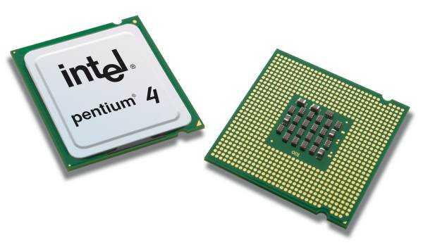 LGA775-Prozessor ohne Pins