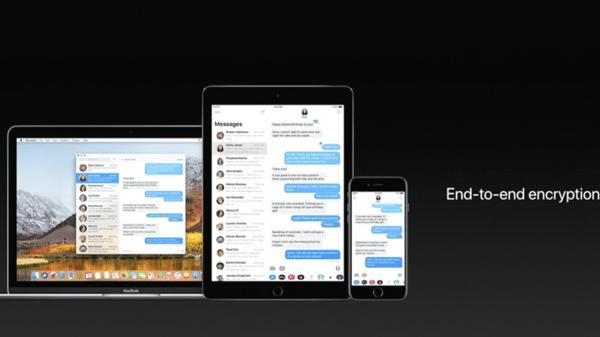 iMessage iCloud