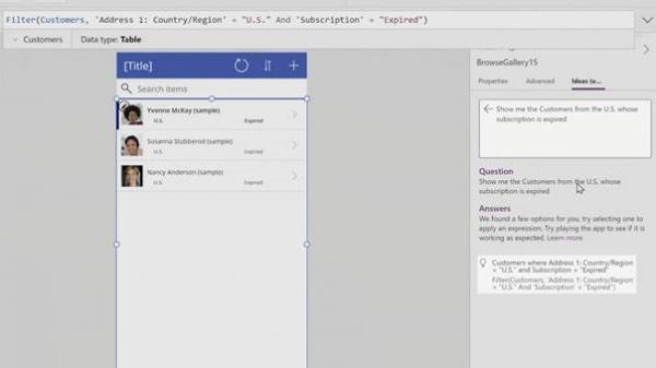 Build 2021: Power FX-Programmierung mit natürlicher Sprache | heise online