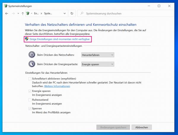 Windows 10 Ruhezustand Nicht Verf?Gbar - jian bam
