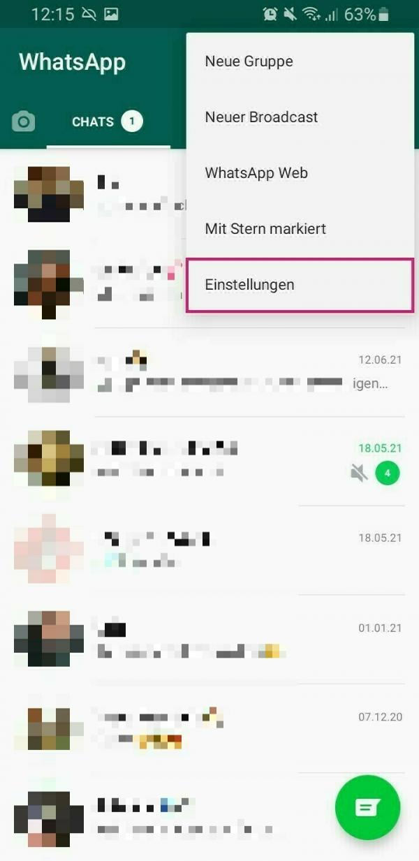 Sichtbar profilbild whatsapp auf blockiert Whatsapp profilbild