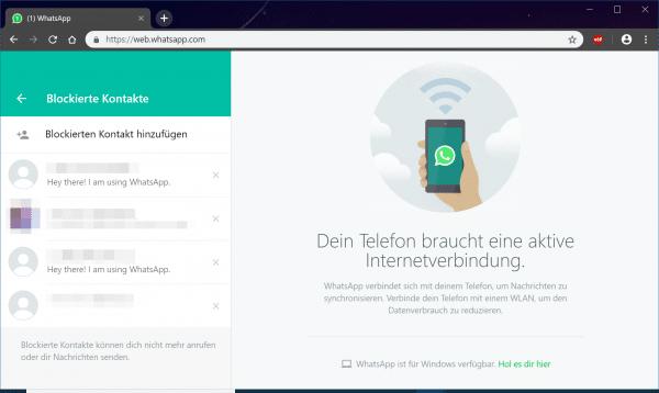 Whatsapp Nachrichten Kommen Erst An Wenn Ich Whatsapp