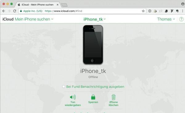 iPhone-Sperre: Mit Phishing zum Passwort