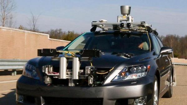selbstfahrende autos lasersensoren lassen sich t uschen ix. Black Bedroom Furniture Sets. Home Design Ideas