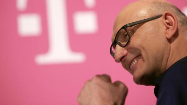 Tim Höttges, Telekom!