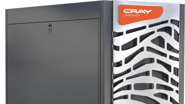 Cray: Supercomputing as a service ab Juni