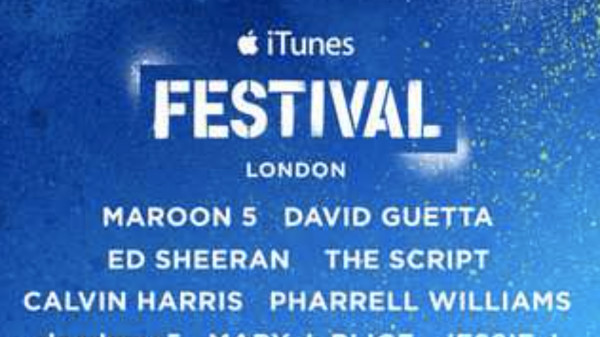 Apple Music Festival in London wird beerdigt