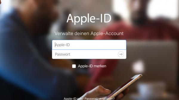 Apple ID: Wechsel von Drittanbieter-Email zu Apple Email jetzt möglich