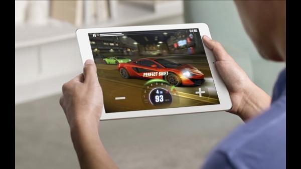 Das iPad Pro – hier noch die erste Generation