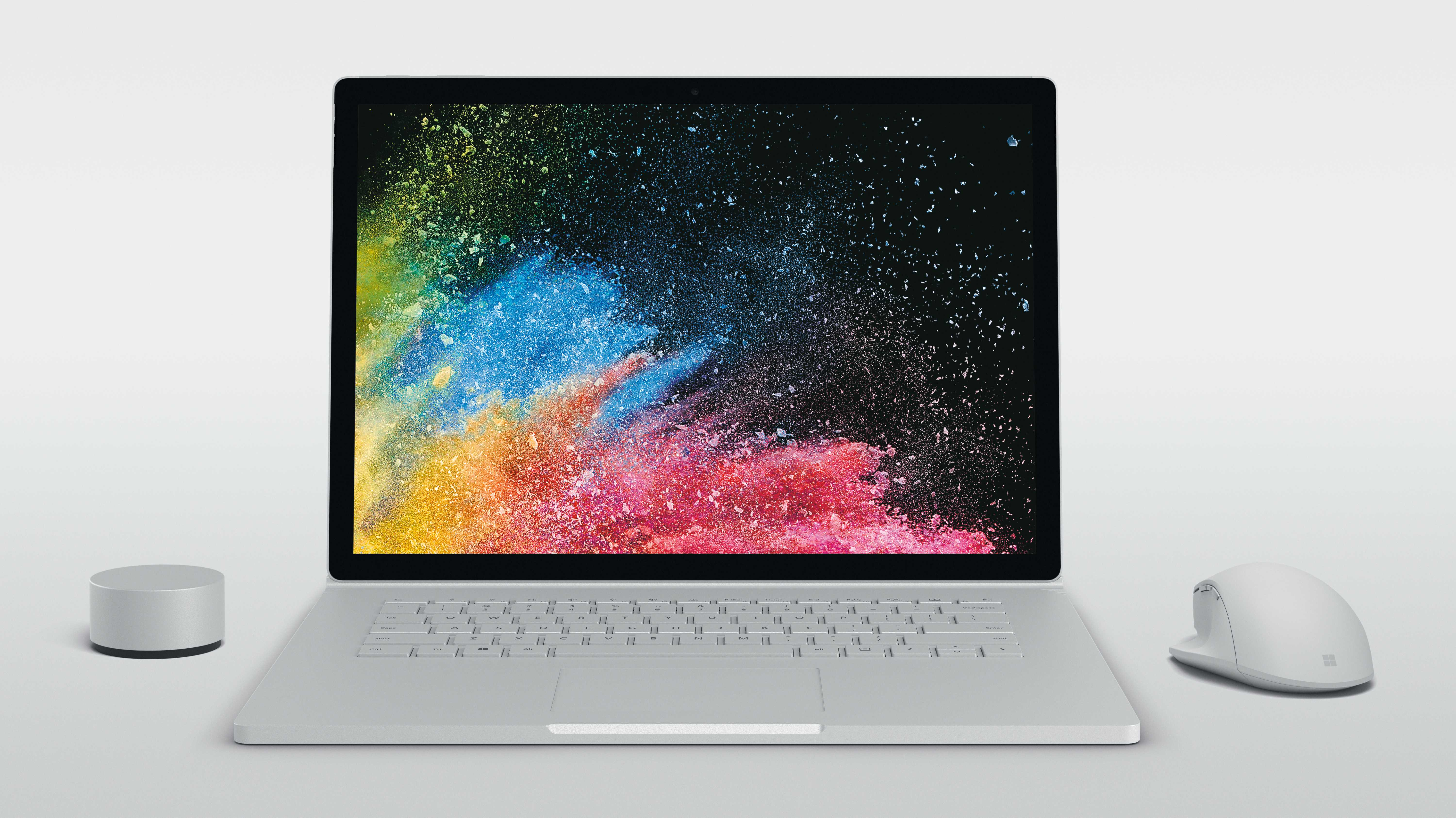 Microsoft Surface Book 2: Jetzt auch mit 15-Zoll-Display ab 2800 Euro