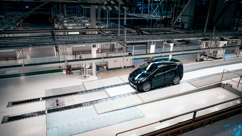 Elektroauto mit Solarmodulen Sion: Sonor Motors lässt in Trollhättan bauen