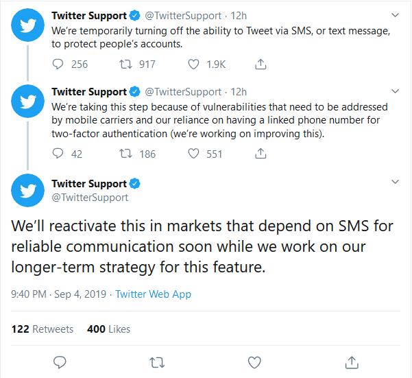 Dorsey-Account gekapert: Twitter sperrt zeitweise SMS-Zugang