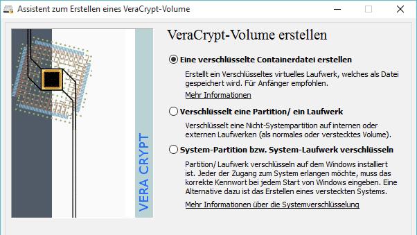 VeraCrypt entledigt sich alter Sicherheitslücken