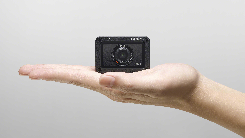 Sony RX0 II: Robust, vernetzt, winzig