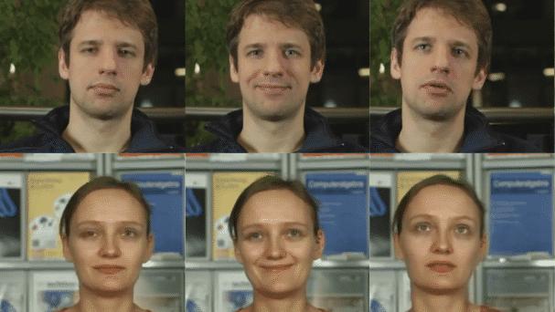 Deep Video Portraits erlauben nahezu perfekte Fake-Videos