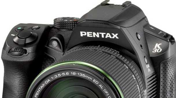 Erste Bilder mit der Pentax K-30