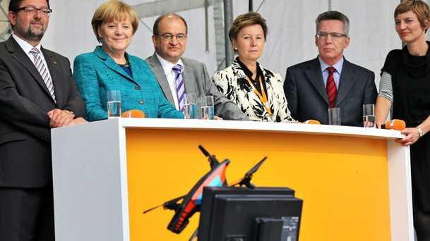 Polizei untersucht Gefährdung durch Drohnen