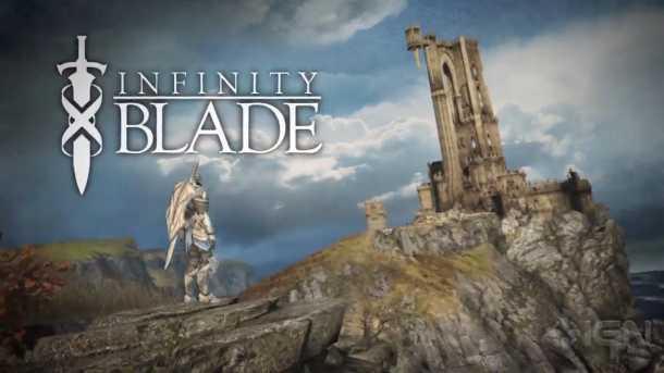 Epic Games stampft Infinity-Blade-Trilogie für iOS ein | heise online
